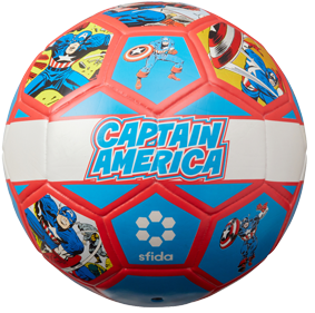 sfida MARVEL コレクション レトロ柄[HERO]「キャプテン・アメリカ」