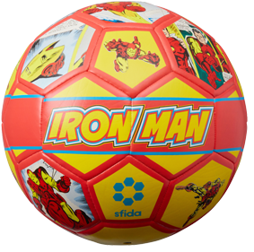 sfida MARVEL コレクション レトロ柄[HERO]「アイアンマン」